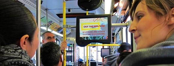 Long Live L.A.: Bringing Video Art and Public Health Awareness to Mass Transit